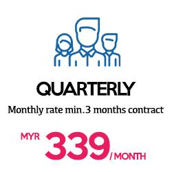 RM399 X 3MTHS